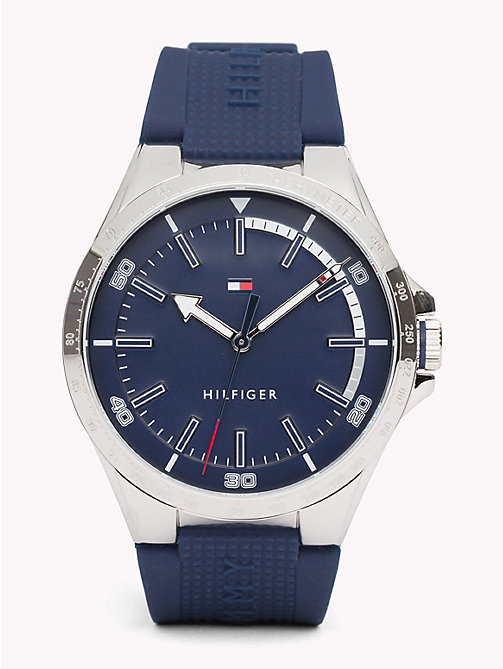 TOMMY HILFIGER Riverside Blue Watch - BLUE - TOMMY HILFIGER Watches & Jewelry - main image