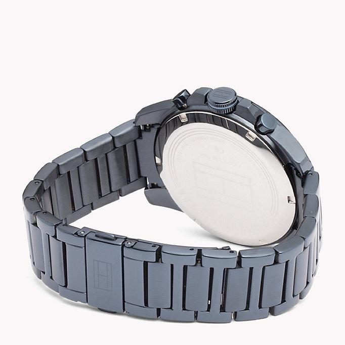 Decker Blue Steel Watch