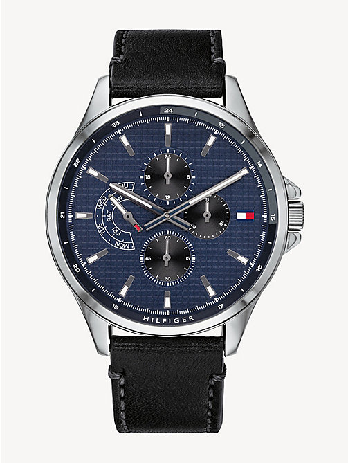 8e5934ba Men's Watches | Leather Strap Watches | Tommy Hilfiger® PT
