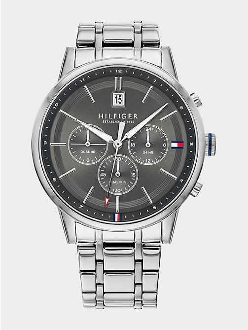 5f6899cc1d Men's Watches | Leather Strap Watches | Tommy Hilfiger® UK