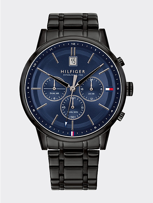 promo code f9033 2bc3b Men's Watches | Leather Strap Watches | Tommy Hilfiger® UK
