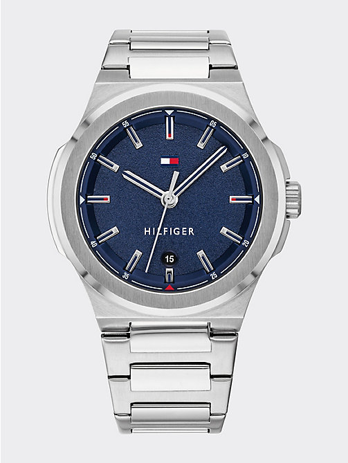 16a22562 Men's Watches | Leather Strap Watches | Tommy Hilfiger® UK