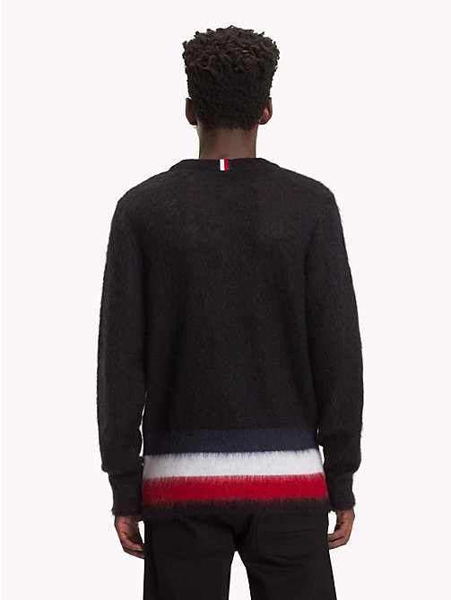 HILFIGER COLLECTION Pullover a rombi - JET BLACK - HILFIGER COLLECTION TOMMY NOW UOMO - dettaglio immagine 1