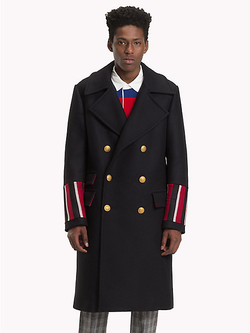 HILFIGER COLLECTION Jas in military-stijl - SKY CAPTAIN - HILFIGER COLLECTION TOMMY NOW HEREN - main image