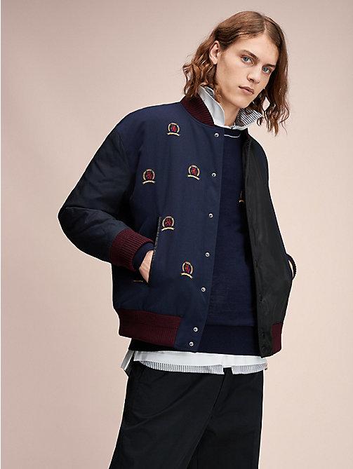 Pantalon Tommy Hilfiger Denim Vêtements Homme bleu automne