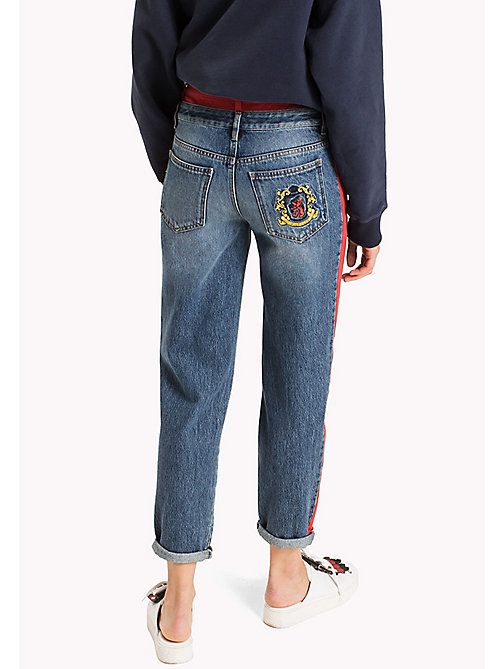 HILFIGER COLLECTION Jeans color block - VINTAGE WASH - HILFIGER COLLECTION Hilfiger Collection - imagen detallada 1