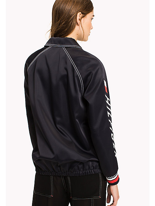 HILFIGER COLLECTION Hilfiger Speed Coach'S Jacket - DEEP WELL - HILFIGER COLLECTION Hilfiger Collection - detail image 1