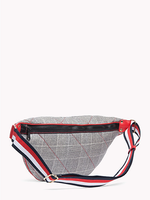 HILFIGER COLLECTION Fanny Pack - METEORITE / MULTI - HILFIGER COLLECTION TOMMY NOW WOMEN - detail image 1