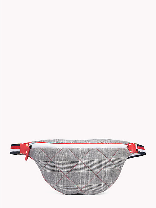 HILFIGER COLLECTION Fanny Pack - METEORITE / MULTI - HILFIGER COLLECTION TOMMY NOW WOMEN - main image