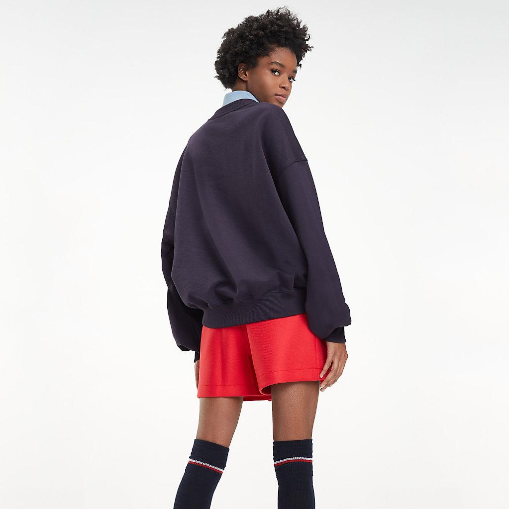 Tommy Hilfiger - Collar College Sweatshirt - 3