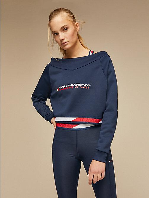 Sweats de sport femme | Pulls de sport | Tommy Sport® FR