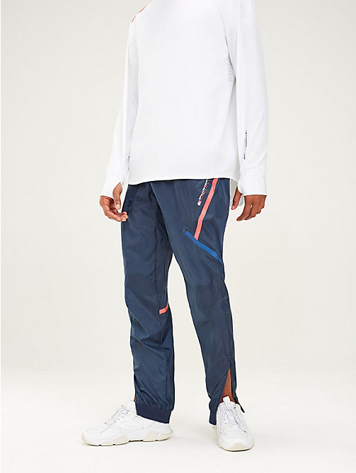 TOMMY SPORT Joggingbroek met reflecterende tape - SPORT NAVY - TOMMY SPORT Heren - main image