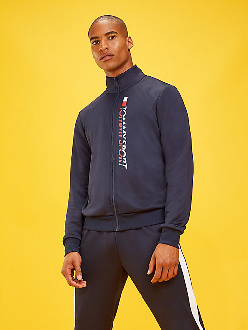 TOMMY SPORT Track Jacket - SPORT NAVY - TOMMY SPORT Men - main image
