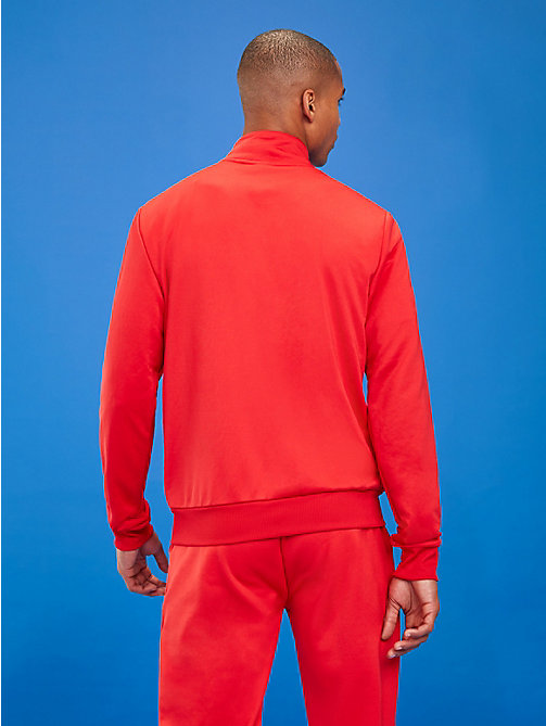 TOMMY SPORT Track Jacket - TRUE RED - TOMMY SPORT Men - detail image 1
