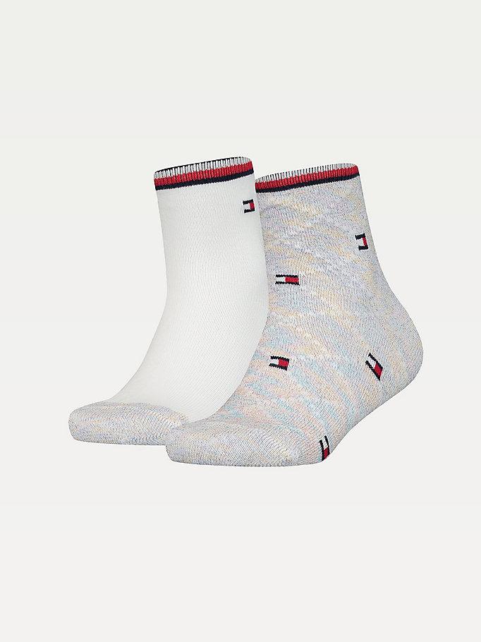 Pack of 2 Tommy Hilfiger Boys Ankle Socks,