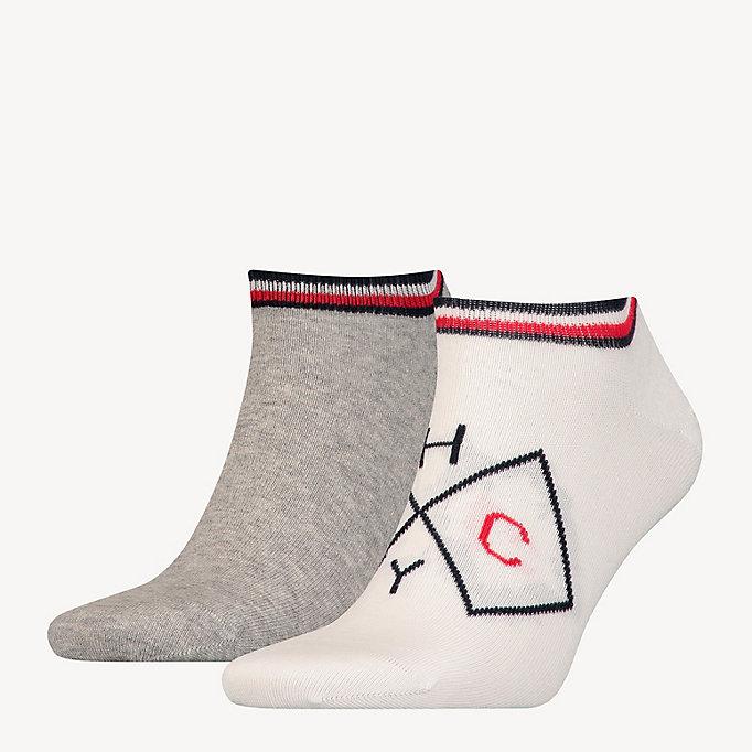 ad0693925 2-Pack Logo Trainer Socks. TOMMY HILFIGER