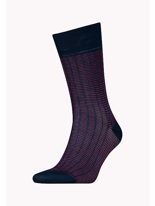 TOMMY HILFIGER 1-Pack Chequered Print Socks - TOMMY ORIGINAL - TOMMY HILFIGER Socks - main image