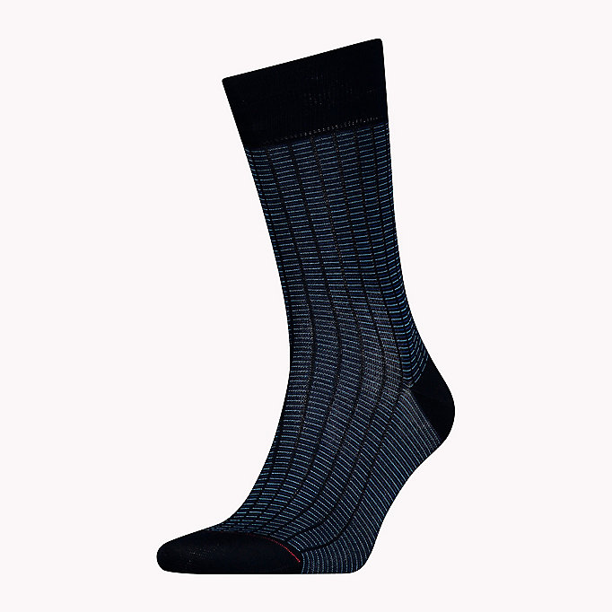 TOMMY HILFIGER 1-Pack Chequered Print Socks - TOMMY ORIGINAL - TOMMY HILFIGER Kleding - main image