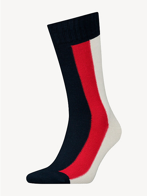 TOMMY HILFIGER TH MEN ICONIC GLOBAL SOCK 1P - TOMMY ORIGINAL - TOMMY HILFIGER Calzini - immagine principale