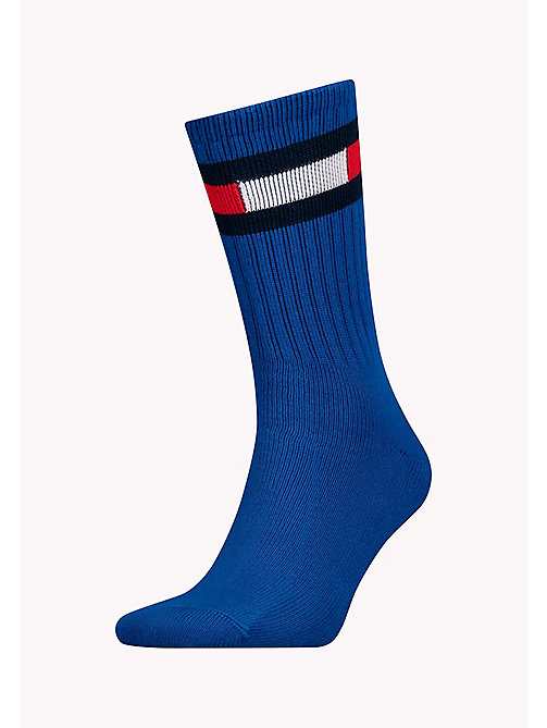 TOMMY HILFIGER Flag Socks - SURF THE WEB - TOMMY HILFIGER TOMMY JEANS Capsule - main image
