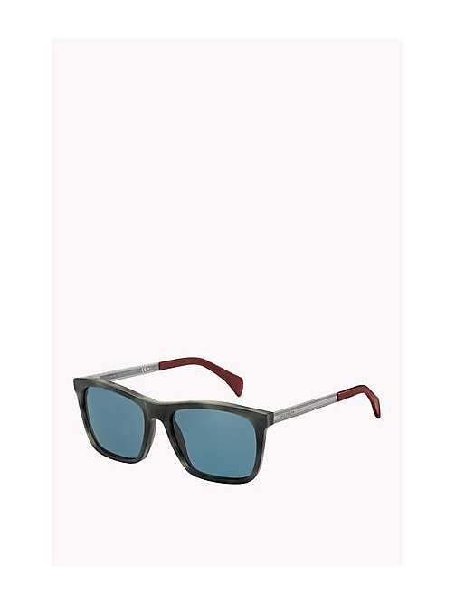 TOMMY HILFIGER Vintage Sunglasses - GREY HAVANA RUTHENIUM - TOMMY HILFIGER Sunglasses - main image