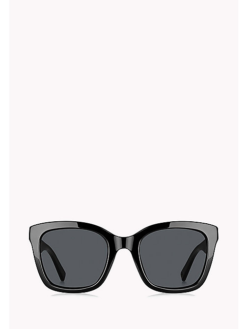 TOMMY HILFIGER Squared Sunglasses - BLACK 2  /GREY BLUE - TOMMY HILFIGER Bags & Accessories - detail image 1