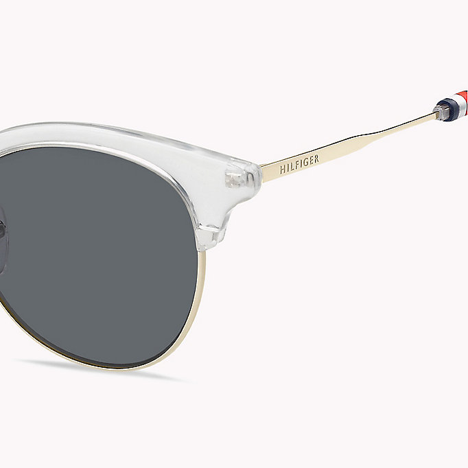 TOMMY HILFIGER Cat-Eye Sunglasses - PINK / PINK - TOMMY HILFIGER Women - detail image 2