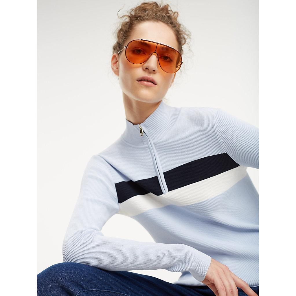 Tommy Hilfiger - Pinnacle Aviator Sunglasses - 1