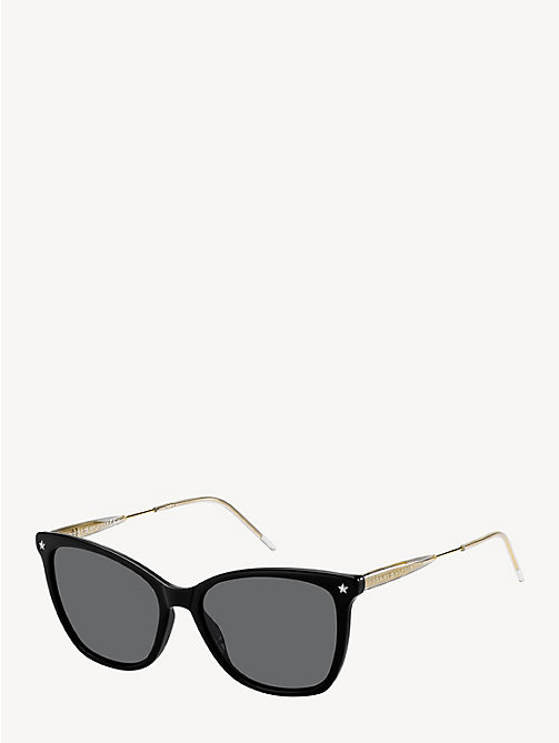 99f8259ab77 TOMMY HILFIGEROversized Cat-Eye Sunglasses. £99.00