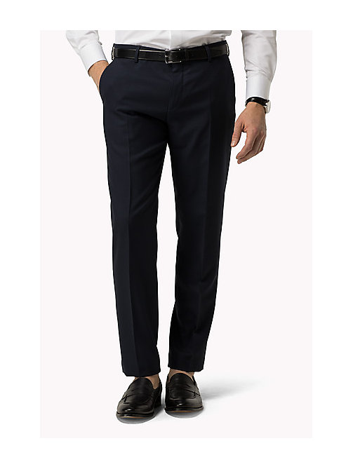TOMMY HILFIGER Wool Blend Chinos - 429 -  Men - main image