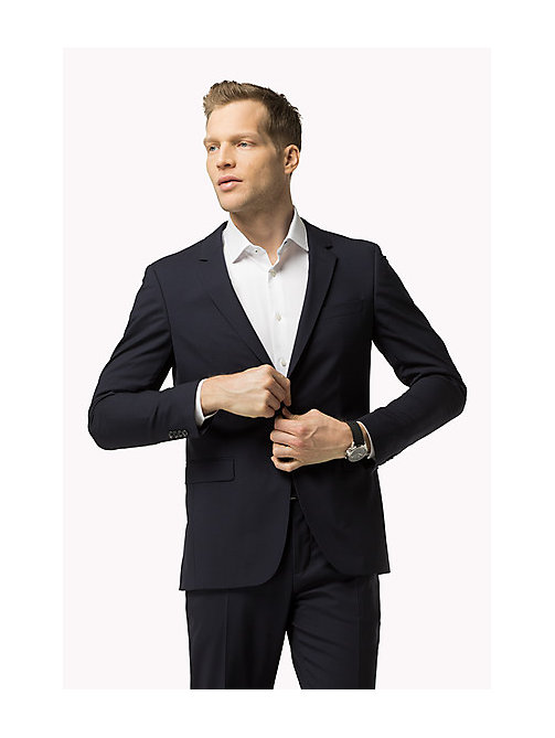 TOMMY HILFIGER Suit Separate Slim Fit Blazer - 427 - TOMMY HILFIGER Tailored - main image
