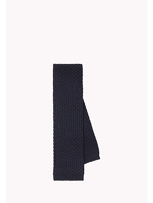 TOMMY HILFIGER Wool Knit Tie - 429 - TOMMY HILFIGER Bags & Accessories - main image