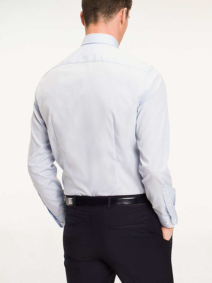 TOMMY HILFIGER Jhn Fitted Shirt - 100 - TOMMY HILFIGER Clothing - detail image 2