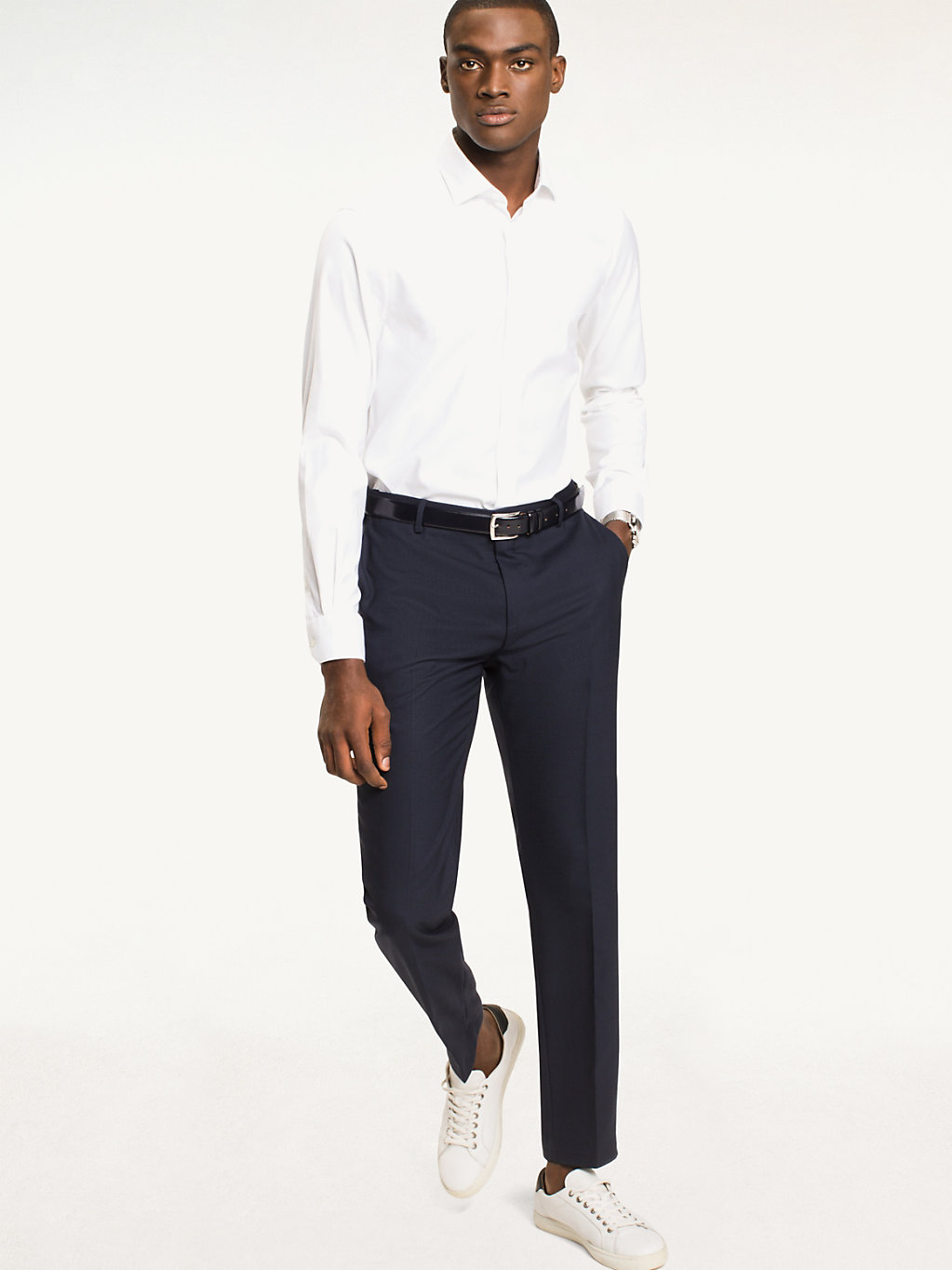 Tommy Hilfiger - Stretch Slim Fit Shirt - 2