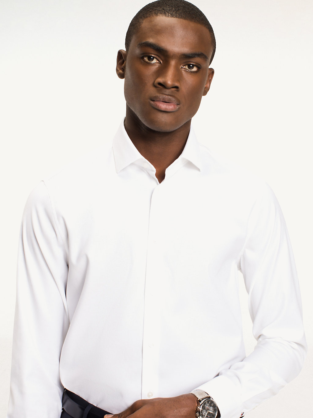 Tommy Hilfiger - Stretch Slim Fit Shirt - 4