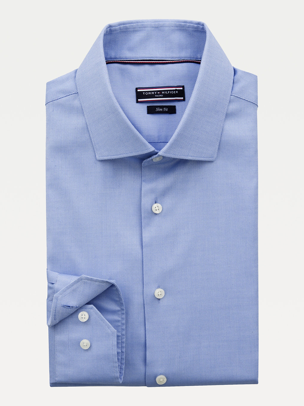 Tommy Hilfiger - Stretch Slim Fit Shirt - 1