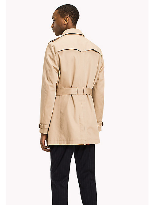 TOMMY HILFIGER Single breasted trench - 205 - TOMMY HILFIGER Jassen & Jacks - detail image 1