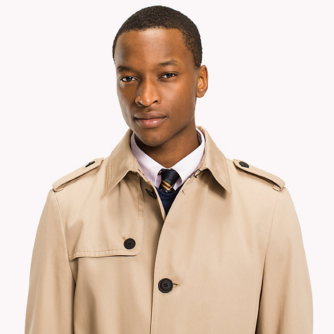 TOMMY HILFIGER Single breasted trench - 429 - TOMMY HILFIGER Kleding - detail image 3