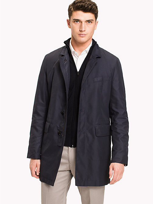 TOMMY HILFIGER Nylon Mac - 427 - TOMMY HILFIGER Coats & Jackets - main image