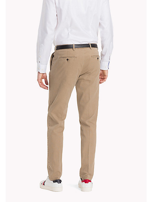 TOMMY HILFIGER Slim Fit Chinos - 204 - TOMMY HILFIGER Trousers - detail image 1