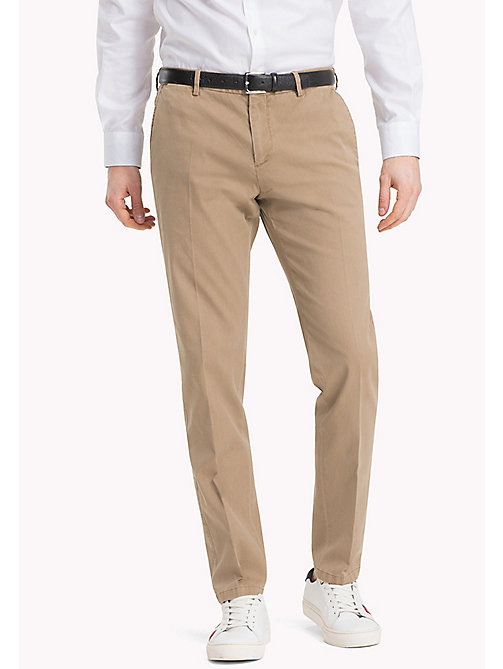 TOMMY HILFIGER Slim Fit Chinos - 204 - TOMMY HILFIGER Trousers - main image