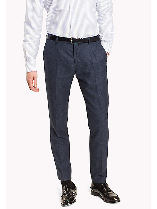 TOMMY HILFIGER Slim fit broek - 424 - TOMMY HILFIGER Tailored - main image