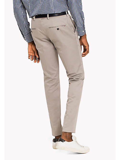 TOMMY HILFIGER Extra Slim Fit Trousers - 006 - TOMMY HILFIGER Tailored - detail image 1