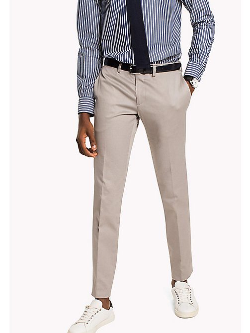 TOMMY HILFIGER Extra slim fit broek - 006 - TOMMY HILFIGER Tailored - main image