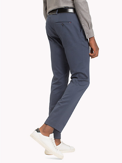 TOMMY HILFIGER Extra slim fit broek - 423 - TOMMY HILFIGER Tailored - detail image 1