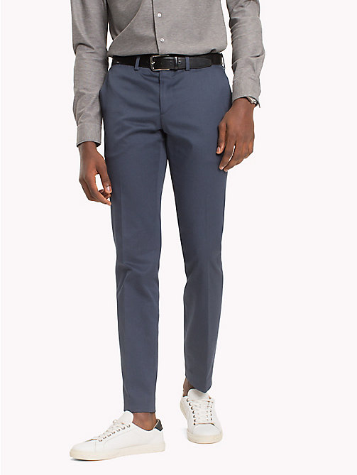 TOMMY HILFIGER Extra slim fit broek - 423 - TOMMY HILFIGER Tailored - main image