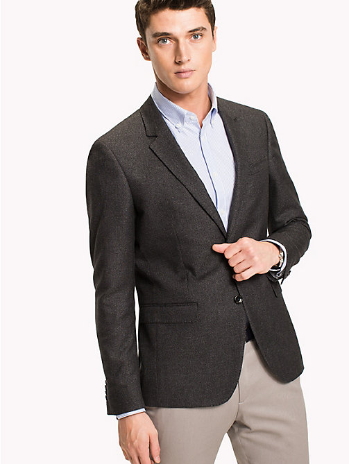 TOMMY HILFIGER Slim Fit Suit Separate Blazer - 023 - TOMMY HILFIGER Clothing - main image