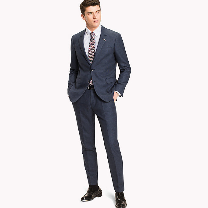 TOMMY HILFIGER Slim Fit Suit Separate Blazer - 023 - TOMMY HILFIGER Men - detail image 2