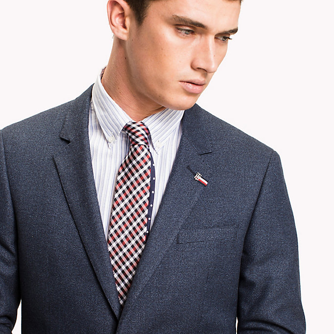 TOMMY HILFIGER Slim Fit Suit Separate Blazer - 023 - TOMMY HILFIGER Men - detail image 3