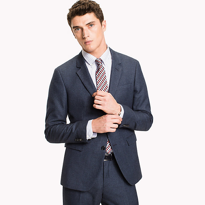 TOMMY HILFIGER Slim Fit Suit Separate Blazer - 023 - TOMMY HILFIGER Men - main image